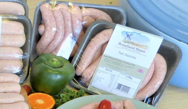 Traditional Meaty Sausage Hamper