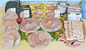 Traditional Ham, Bacon & Sausage Hamper